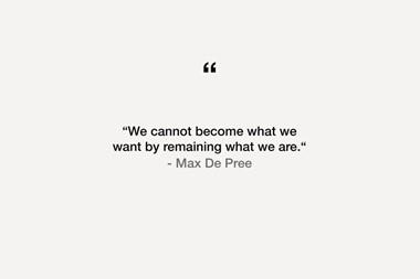 Zitat Max De Pree