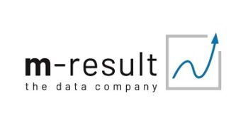 m-result, the data company GmbH