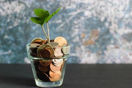 metaphorisches Bild zum Crowdfunding
