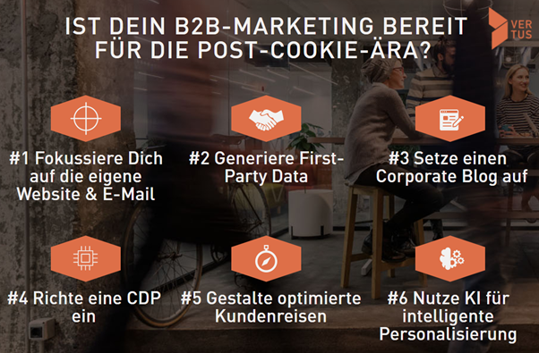 B2B Marketing bereit für Post-Cookie-Ära
