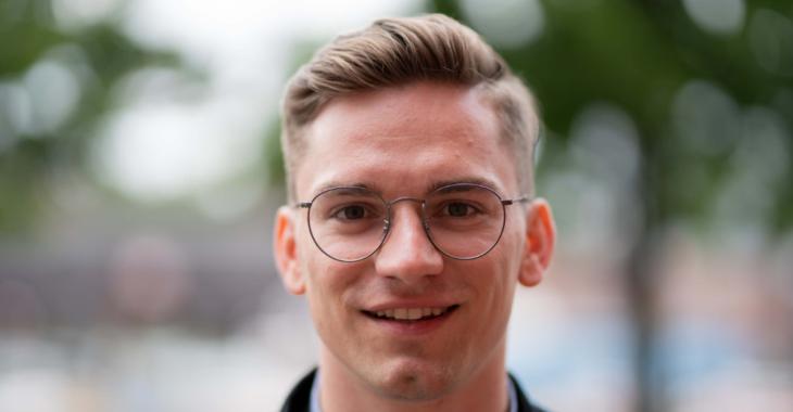 OMT Experte Frederik Schröder