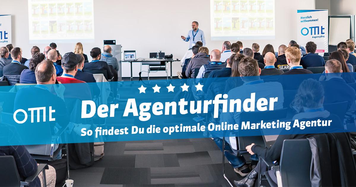 Mit uns findest Du die passende Online Marketing Agentur!