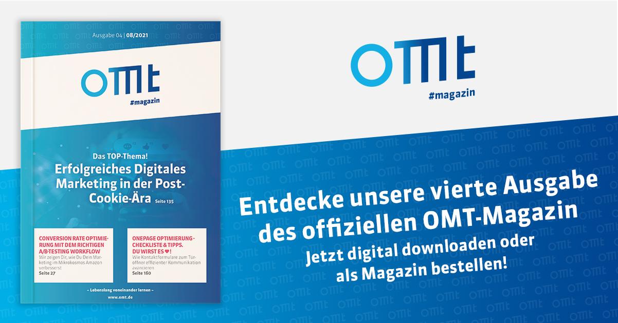 OMT-Magazin - Ausgabe 4