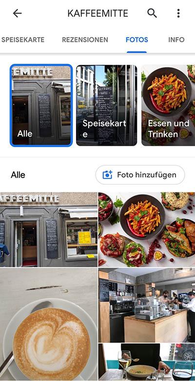 Google-Maps-Beitrag 5_Screenshot_Beispiel_Fotos hinzufügen