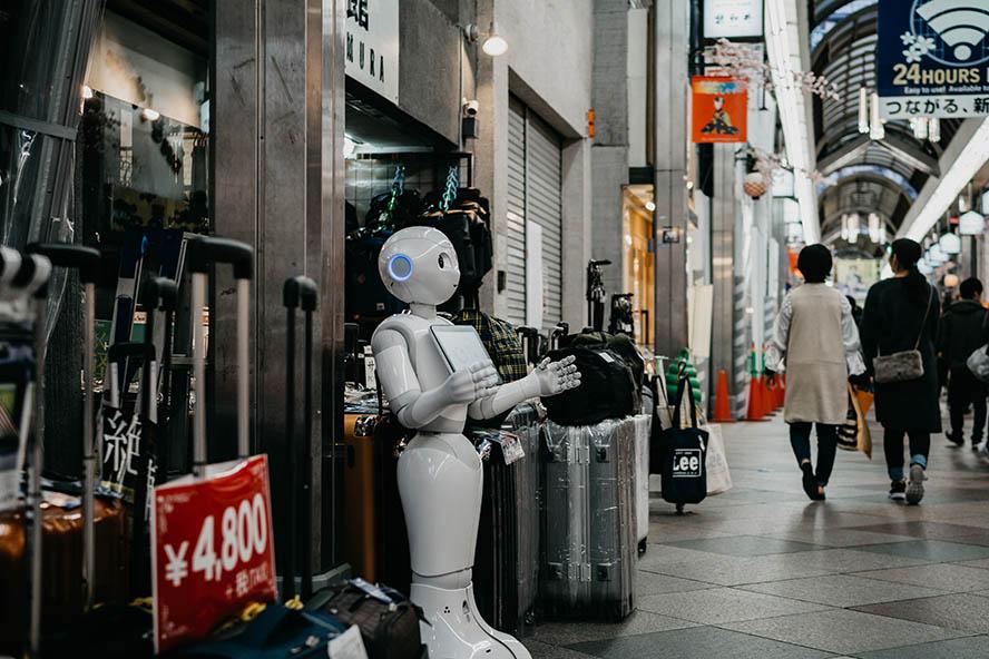 Möglichkeiten von Mensch und Maschine vereinen