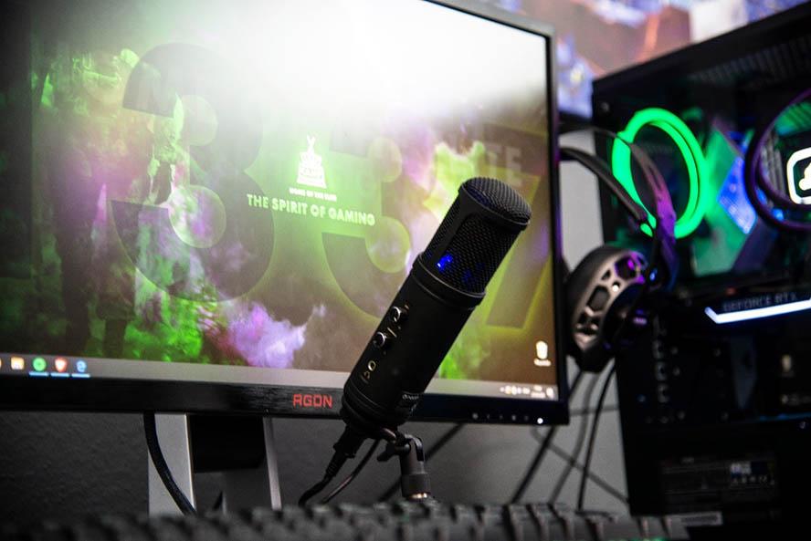 Livestream Setup