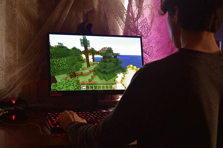 Twitch Minecraft