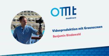 Videoproduktion mit Greenscreen