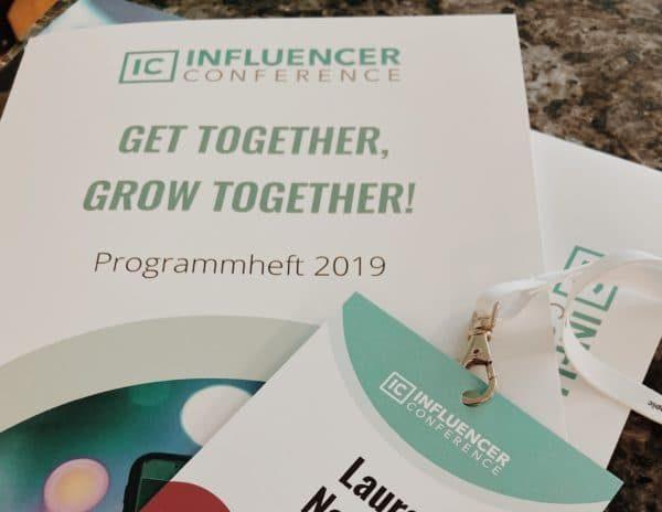 Die 1. Influencer Marketing Conference in München – Meine Erfahrungen und Recap 2019