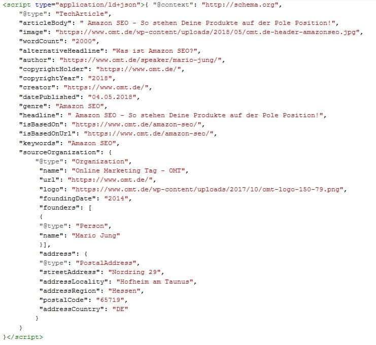 Beispiel1.png - Was sind strukturierte Daten und wie werden sie eingesetzt?