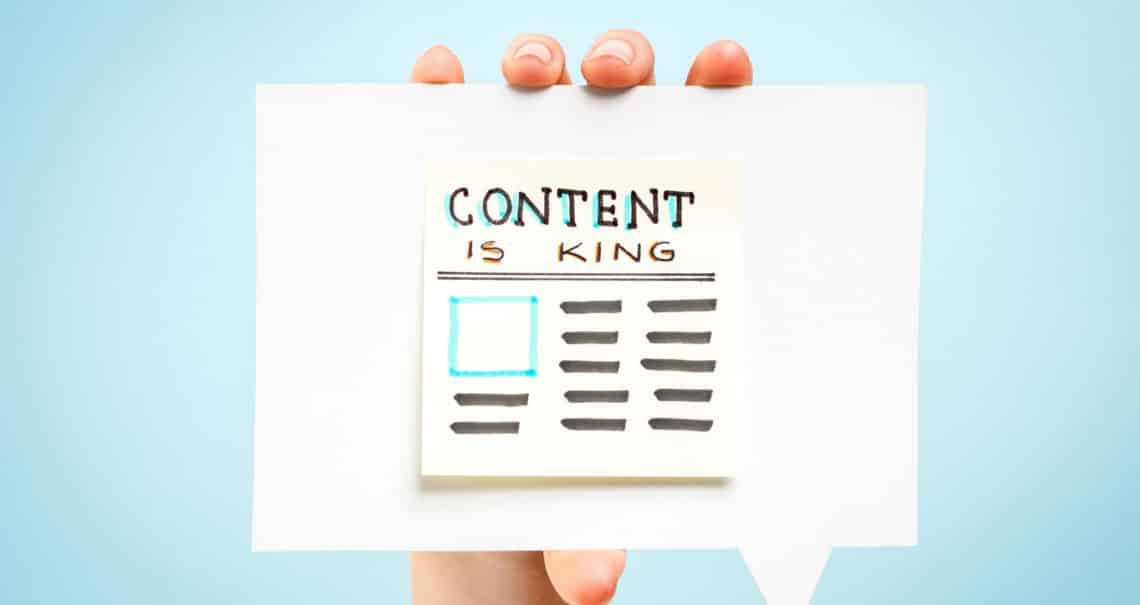 Content Marketing Grundlage