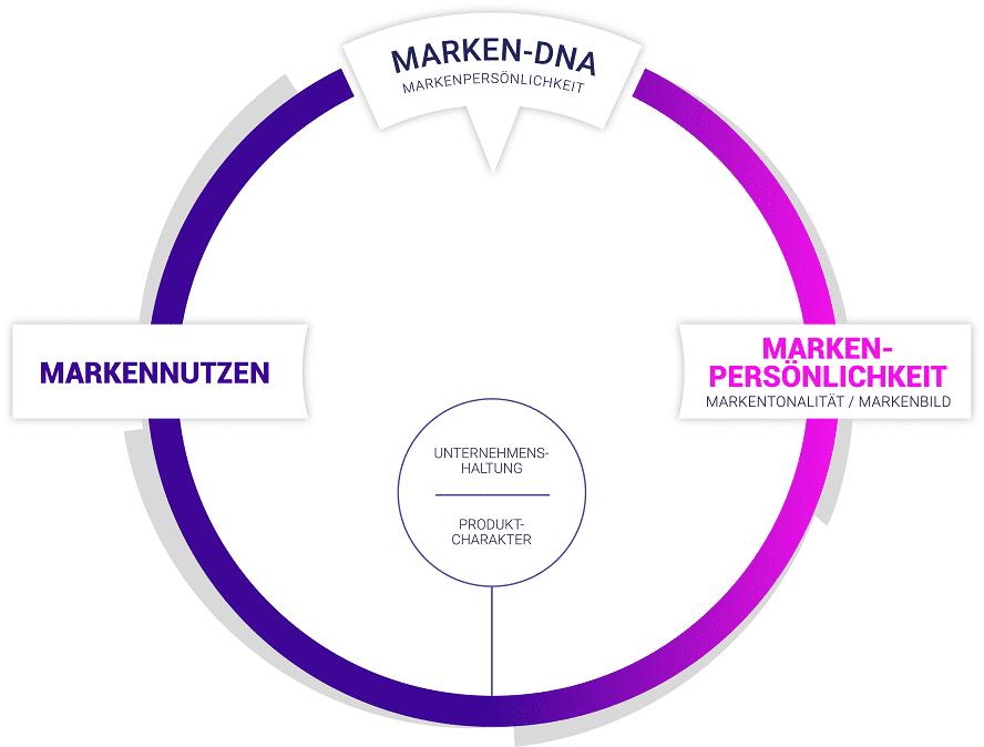 Grafik 1 - Markenrad