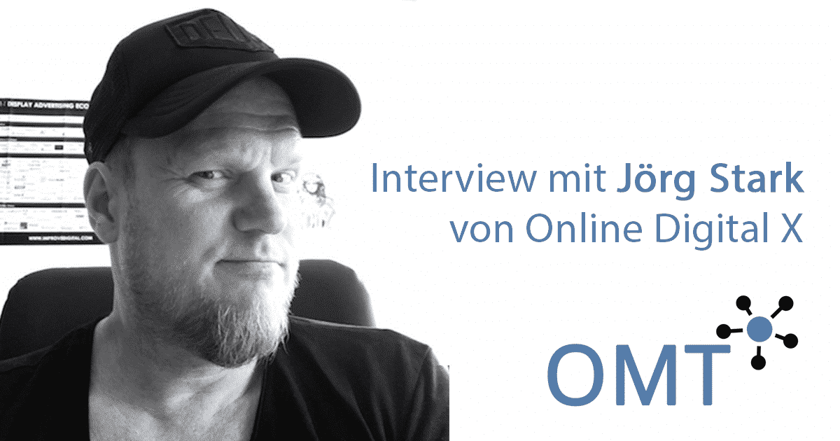 Interview mit Jörg Stark – Inhaber der Agentur Online Digital X