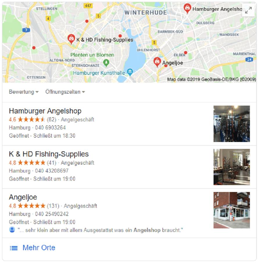 Lokale Box_Angelshop Hamburg