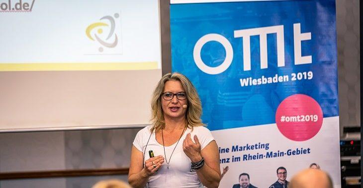 OMT-Experte Christiane Sohn