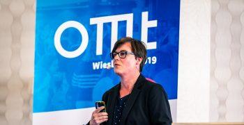 OMT-Experte Britta Behrens