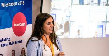 OMT-Experte Désirée Kellner