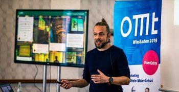 OMT-Experte Gero Wenderholm