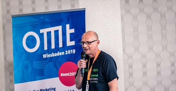 OMT-Experte Markus Baersch