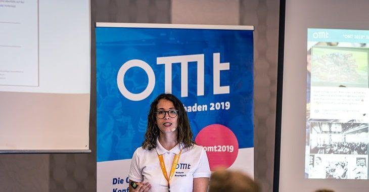 OMT-Experte Valerie Baumgart