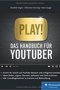 YouTube Star Play Buch