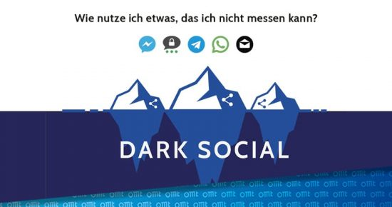 Dark Social – Wie nutze ich etwas, das ich nicht messen kann?