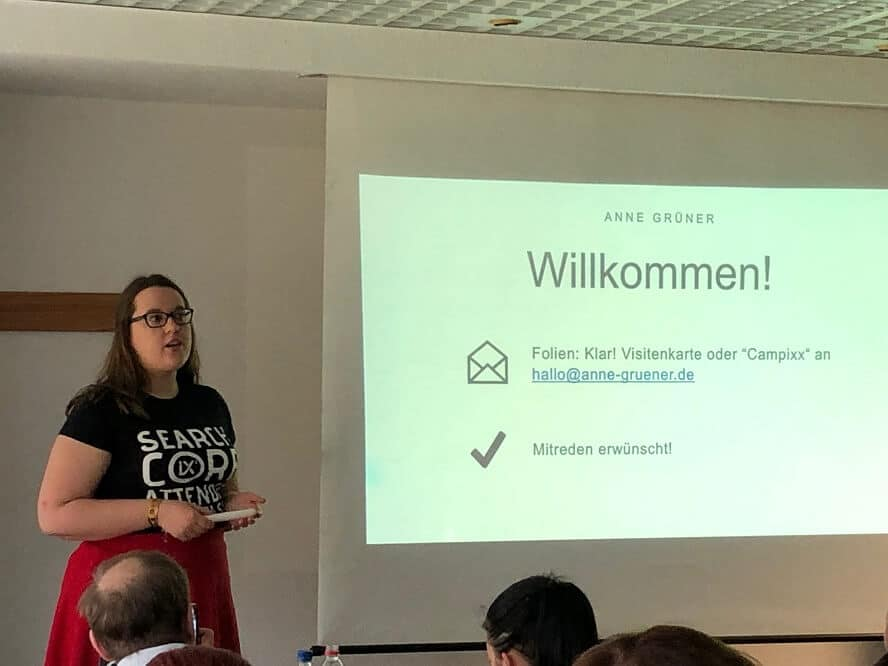 Campixx 2019 - Anne Gründer – Praktische Conversion-Copywriting-Hacks für SEO-Content