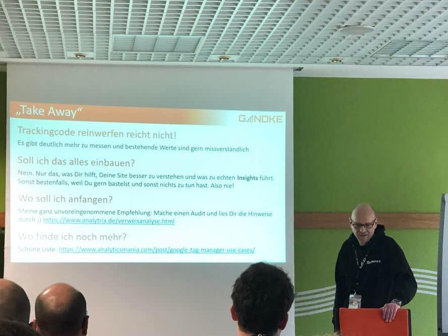 Campixx 2019 - Markus Baersch – Tipps & Hacks für Analytics und den Tag Manager für bessere Daten