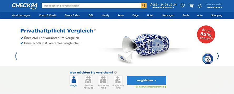 check24-haftpflicht-startseite