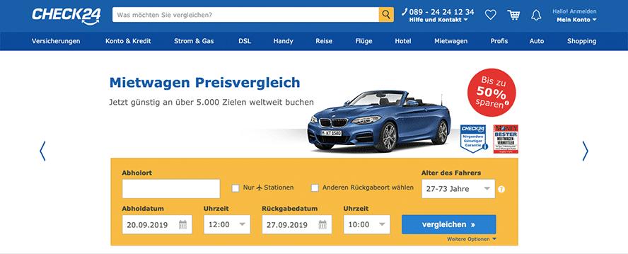 check24-mietwagen-startseite