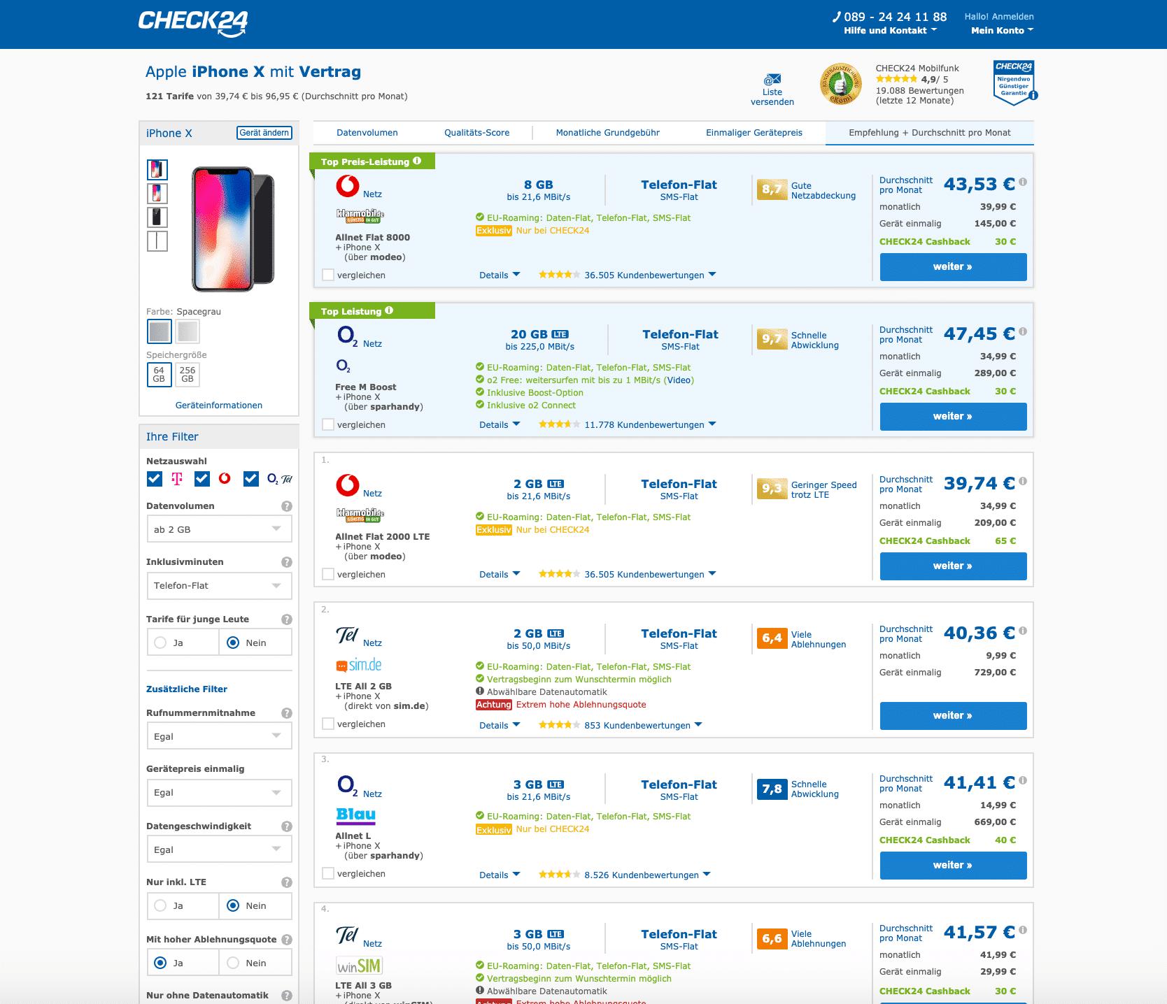 check24 mobilfunk