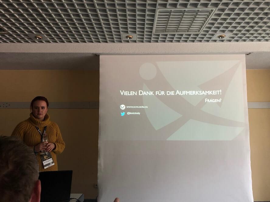 Contentixx 2019 - Anna-Maria von Kentzinsky – Content Marketing: Strategien entwickeln, durchsetzen und umsetzen