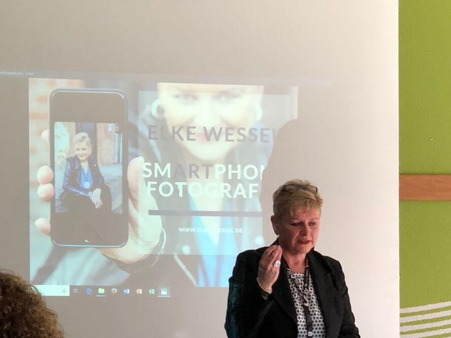 Contentixx 2019 - Elke Wessel – Klicke den Augenblick – Coole Social Media Fotos mit dem Handy
