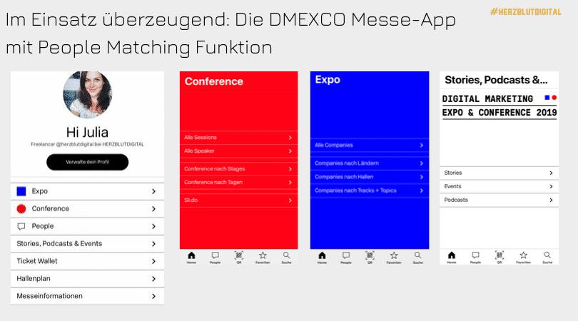 DMEXCO Messeapp