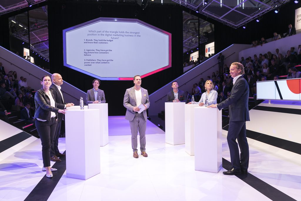 dmexco stage 2018