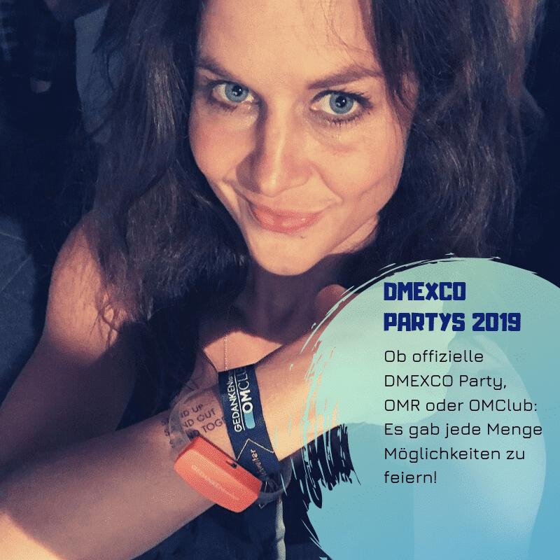 Julia Reuter auf der DMEXCO 2019