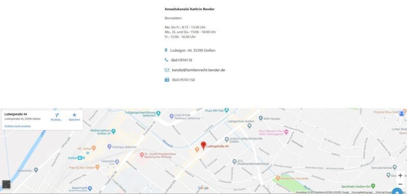 local seo suchmaschinenoptimierung footer omt
