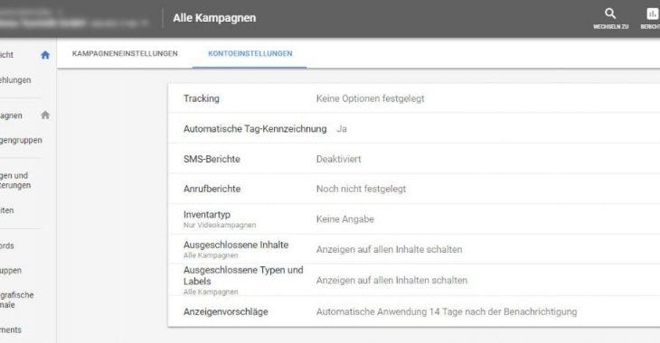 google ads mit analytics verknüpfen campaing ulr builder 730x380