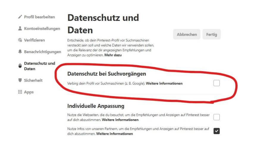 pinterest-datenschutz