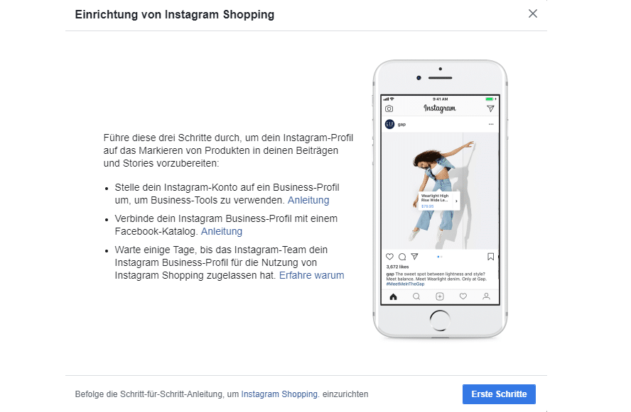 instagram-shopping-aktivieren