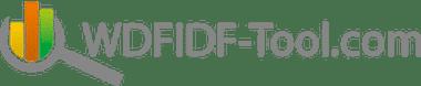 WDFIDF-Tool.com