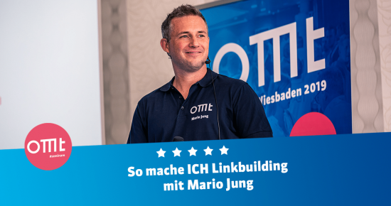 So mache ICH Linkbuilding