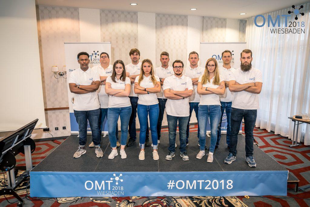 omt 2018 - 11 Teammitglieder Gruppenbild