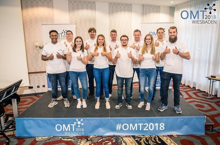 omt2018 das team 1 - Unser Recap zum OMT 2018