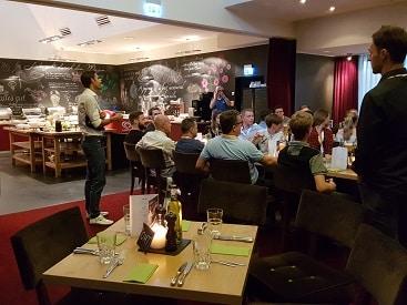 omt2018 speaker dinner 1
