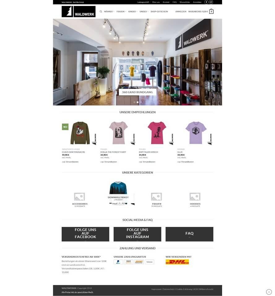 online-shop-waldwerk-woocommerce