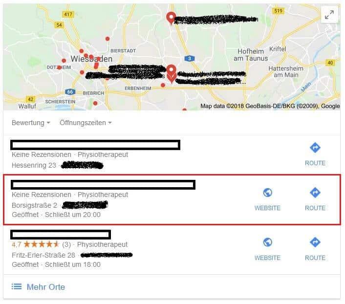 physiowiesbadensuchanfrage 1 - 8 Tipps, um an Google Bewertungen zu kommen