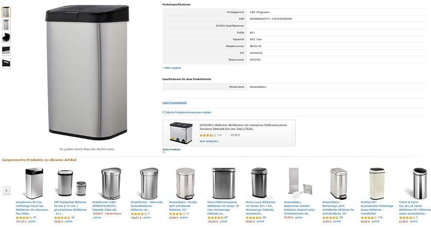 platzierung-sponsored-products-produktseite