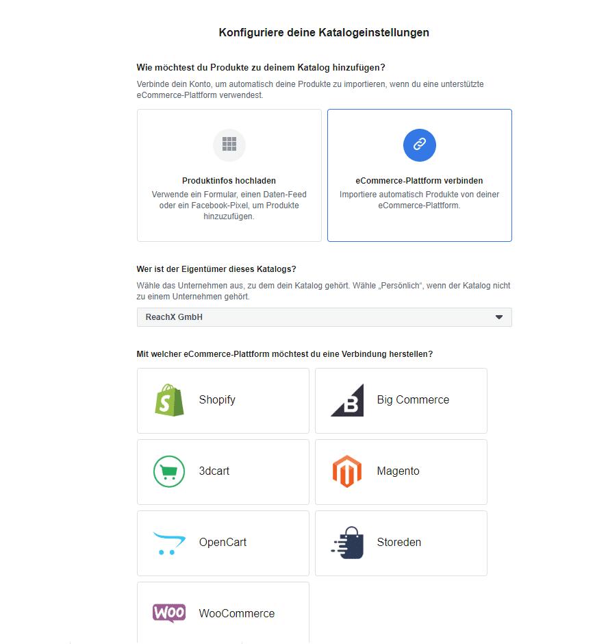 produktkatalog-erstellen-ecommerce-plattform-verbinden