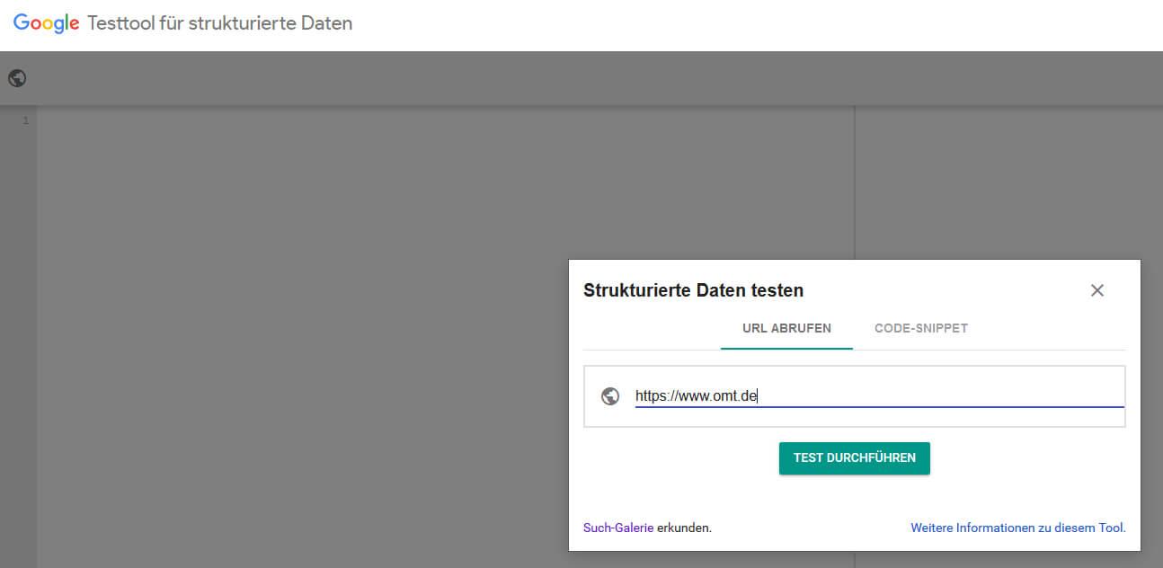 strukturierte daten testtool - Was sind strukturierte Daten und wie werden sie eingesetzt?